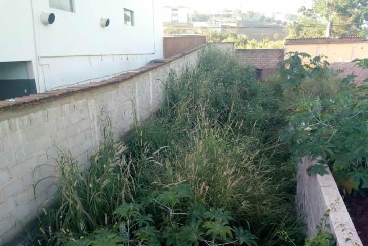 Fotos cedidas pela Secretaria de Infraestrutura Urbana