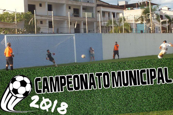 Campeonato Municipal 2018